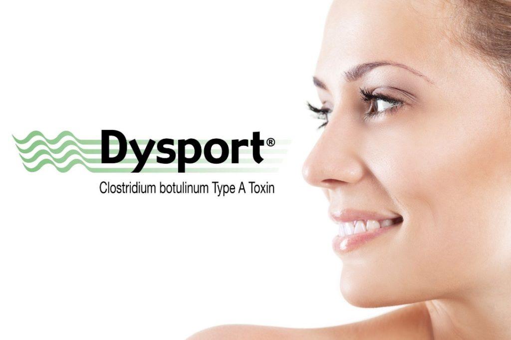 Диспорт в лечебной косметологии